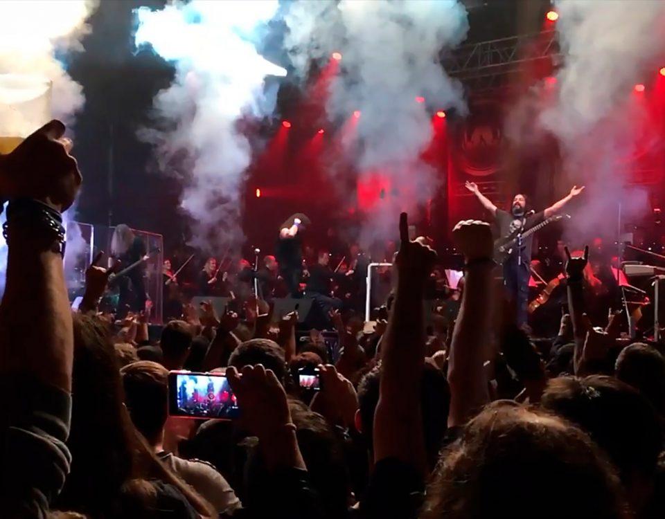 Efectos de humo imprescindibles para eventos, conciertos y espectáculos realizados por BIEFEC FX Efectos especiales: Humo Bajo, Humo Vertical LED, Humo Ambiente, Hazer, etc.
